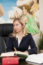 Rechtsanwältin Frau  Ama Mülthaler, LL.M.Eur., Pratteln bei Basel gelistet bei McAdvo, dem Europaportal für Rechtsanwälte