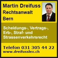 Martin Dreifuss, Rechtsanwalt, Bern